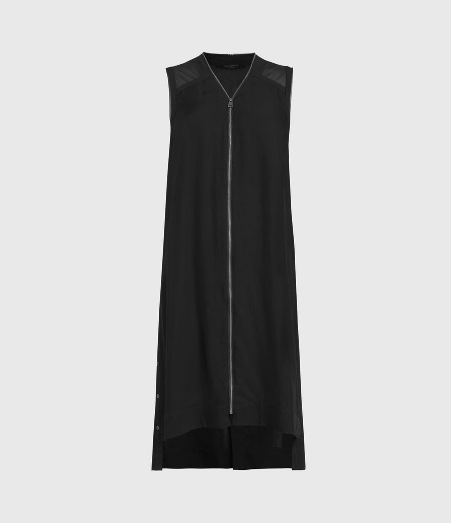 Mujer Lottie Dress (black) - Image 1