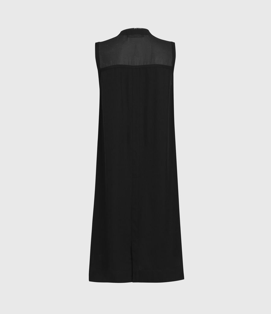 Donne Lottie Dress (black) - Image 2