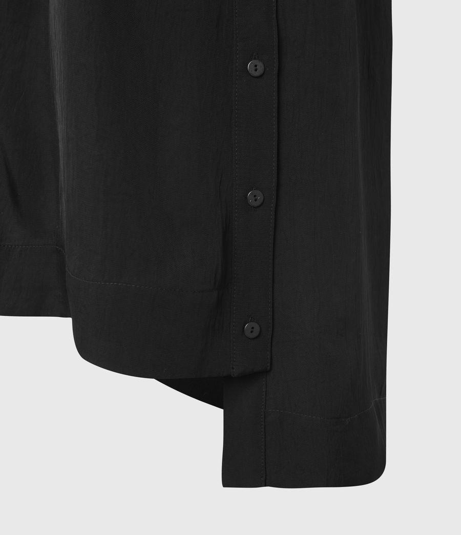 Donne Lottie Dress (black) - Image 4