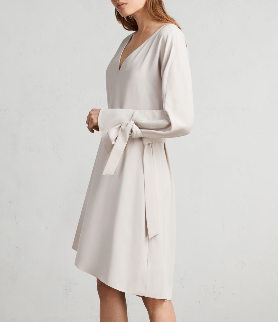 Womens Sia Dress (pale_pink) - Image 1
