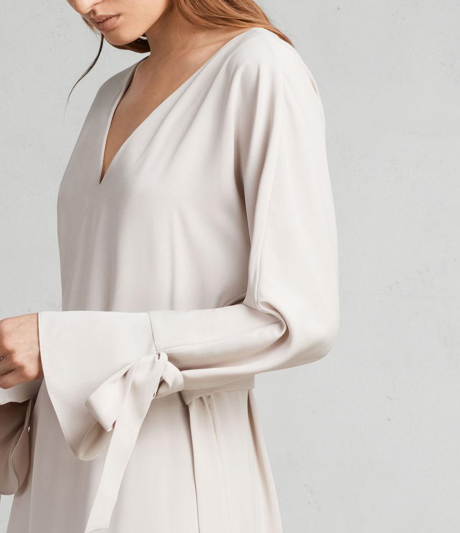 Femmes Robe Sia (pale_pink) - Image 2