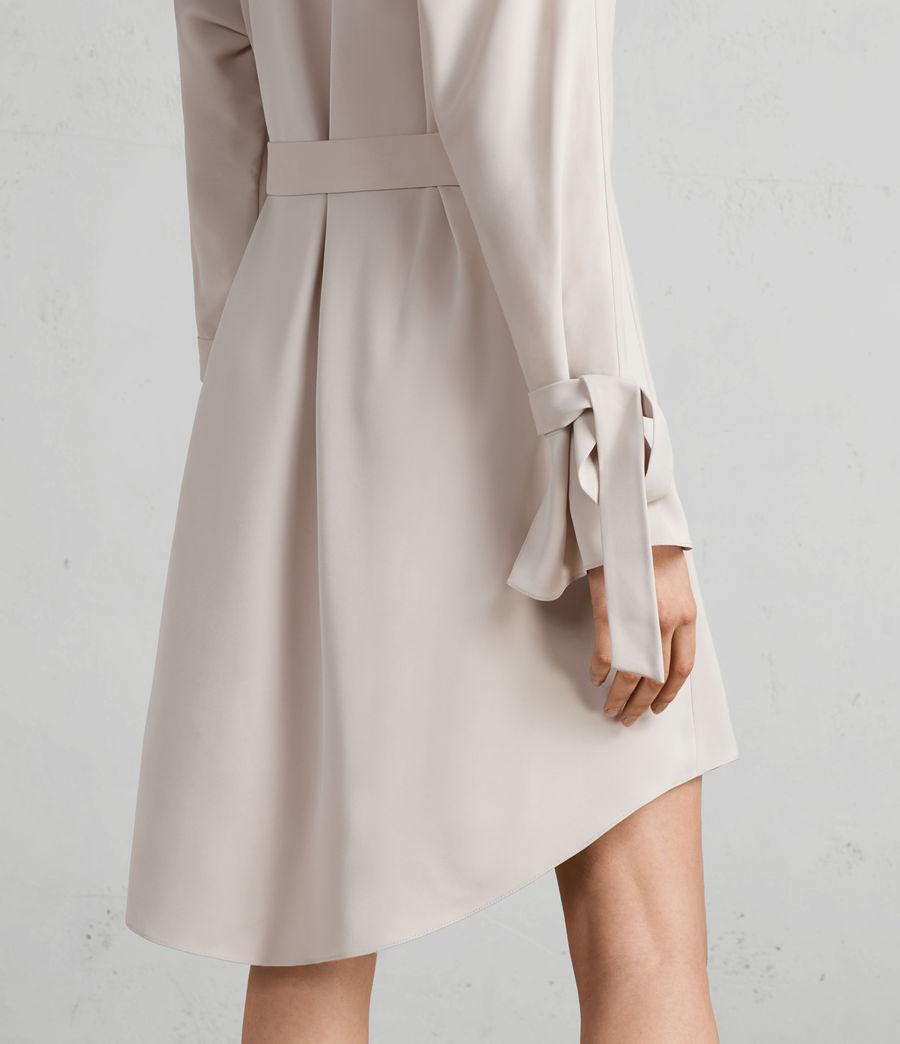 Femmes Robe Sia (pale_pink) - Image 4