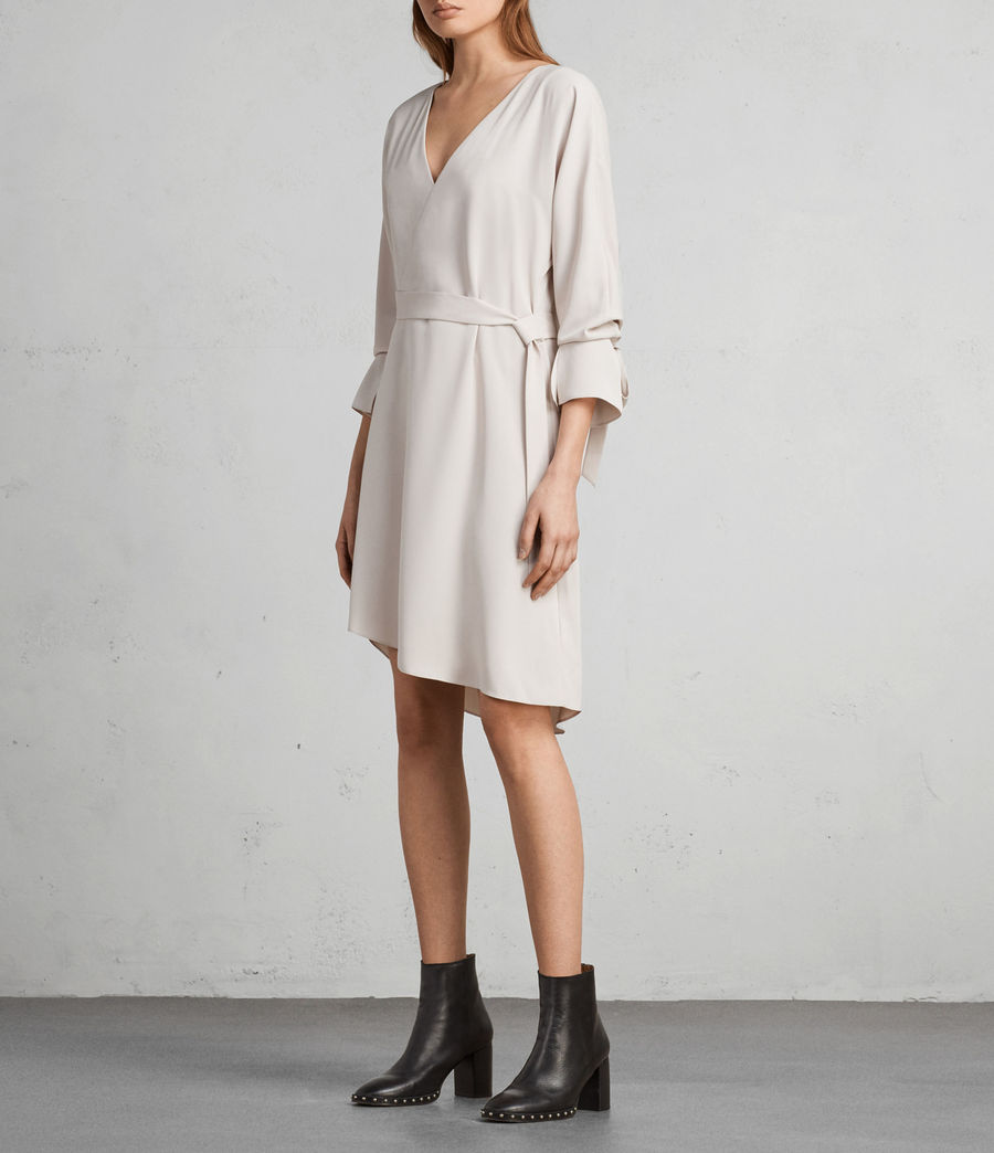 Womens Sia Dress (pale_pink) - Image 5