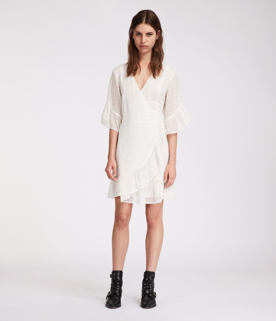 Marlow Ette Dress by Allsaints