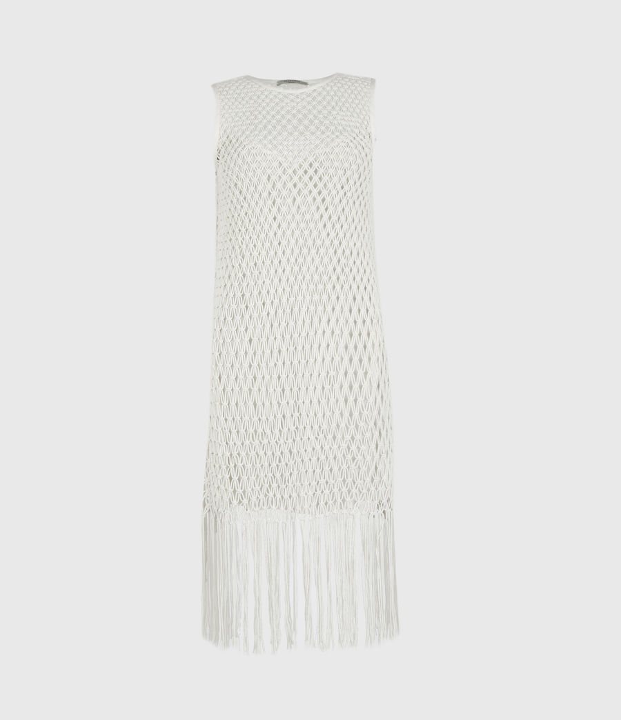 Damen Jesa Dress (chalk_white) - Image 2
