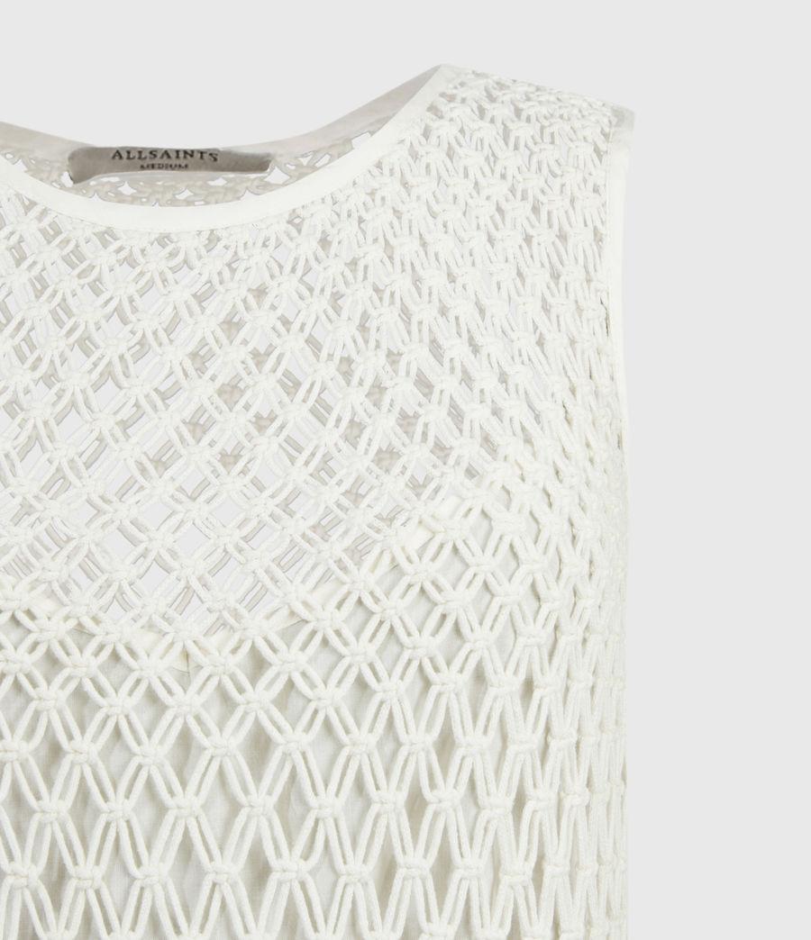 Donne Jesa Dress (chalk_white) - Image 5