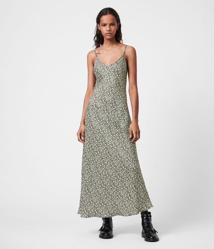 Women's Bryony Dress (black) - Image 1