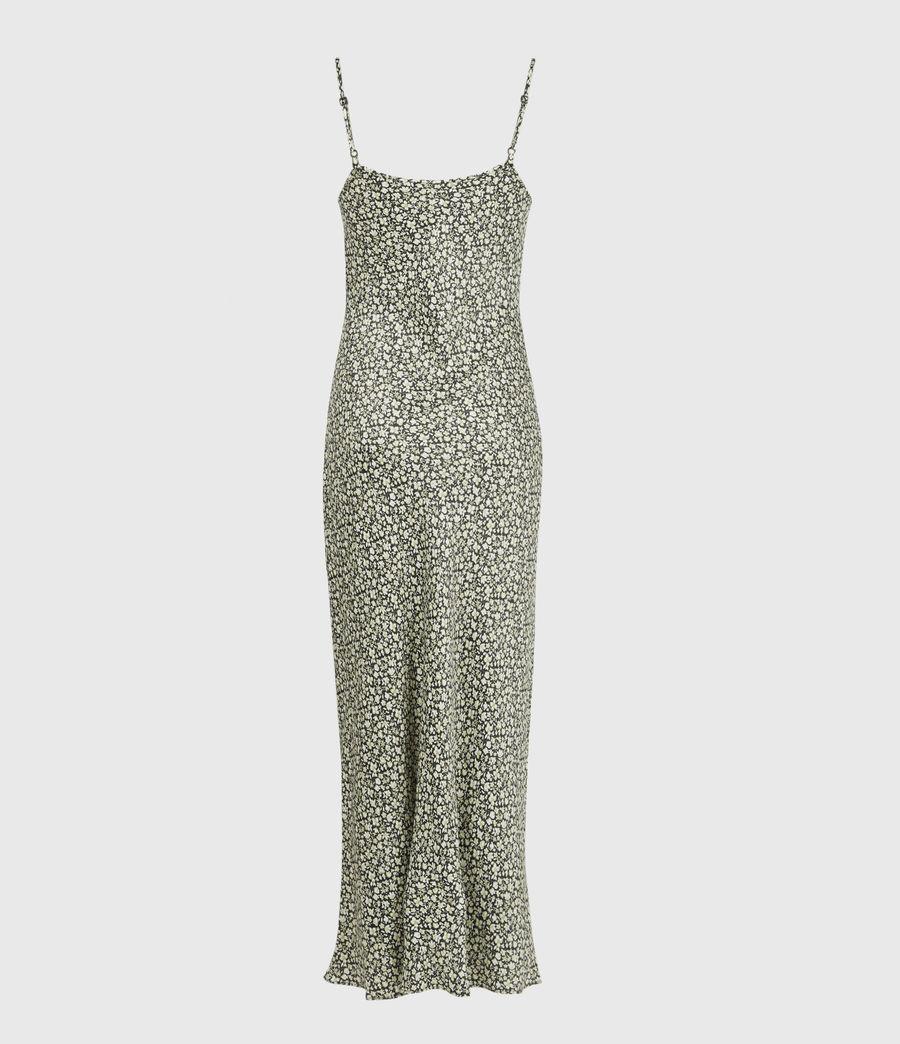 Women's Bryony Dress (black) - Image 3