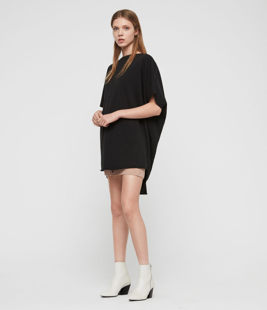 Womens Xonda Dress (black) - Image 2