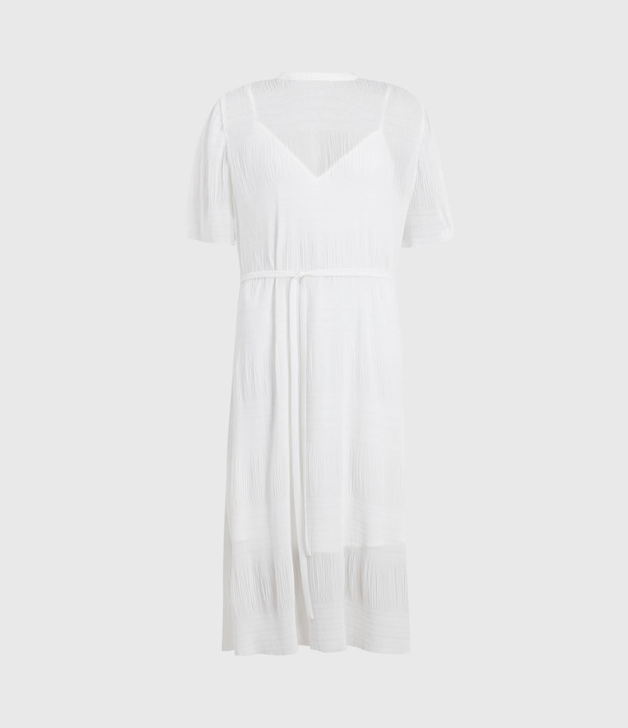 Womens Kano Dress (chalk_white) - Image 2