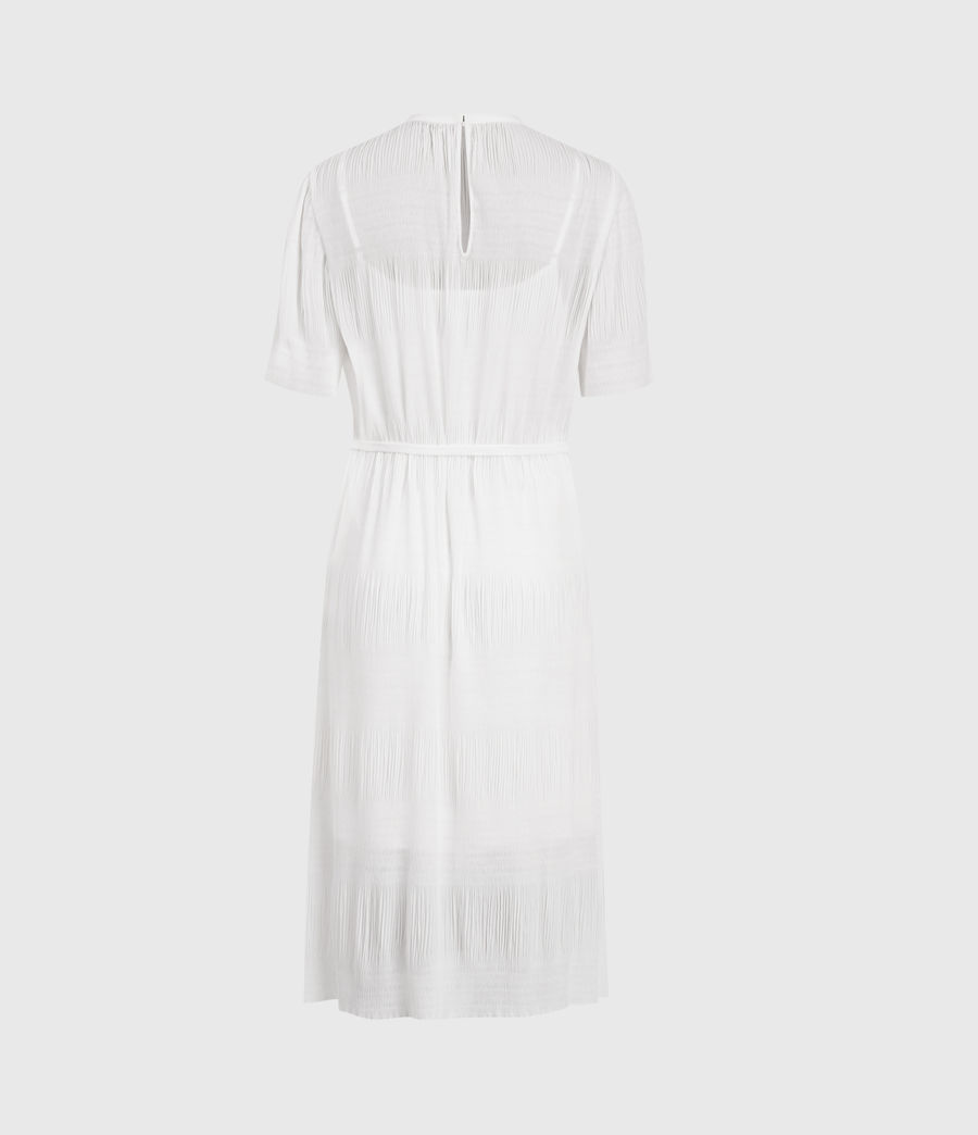 Womens Kano Dress (chalk_white) - Image 3