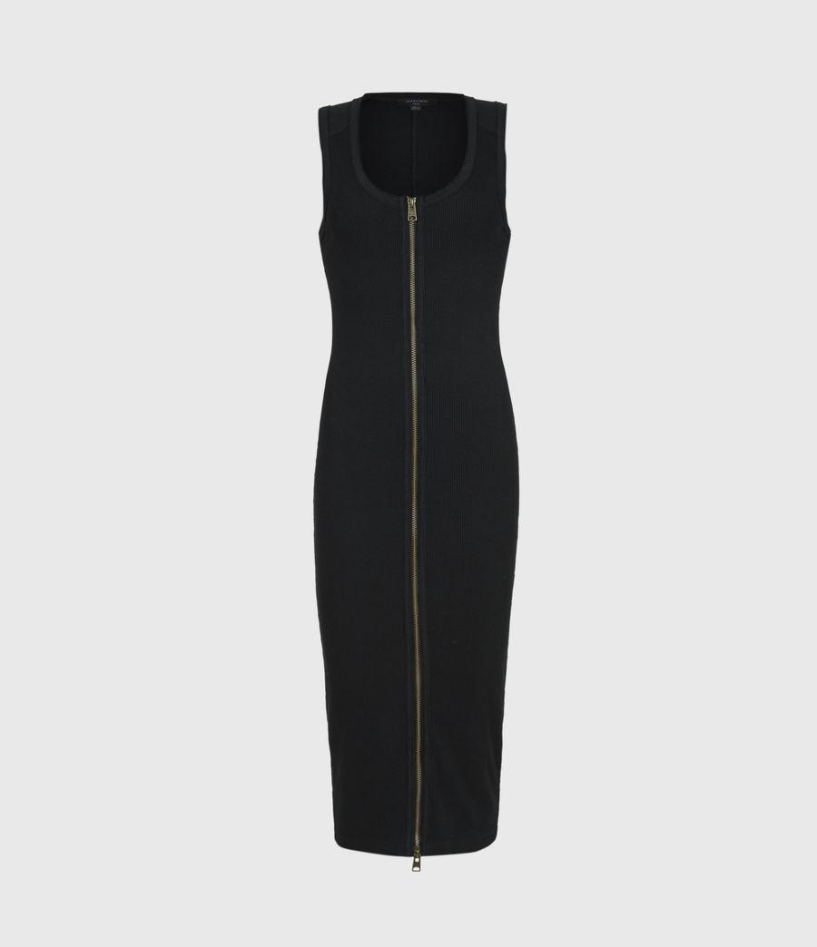 Women's Alicia Dress (black) - Image 2