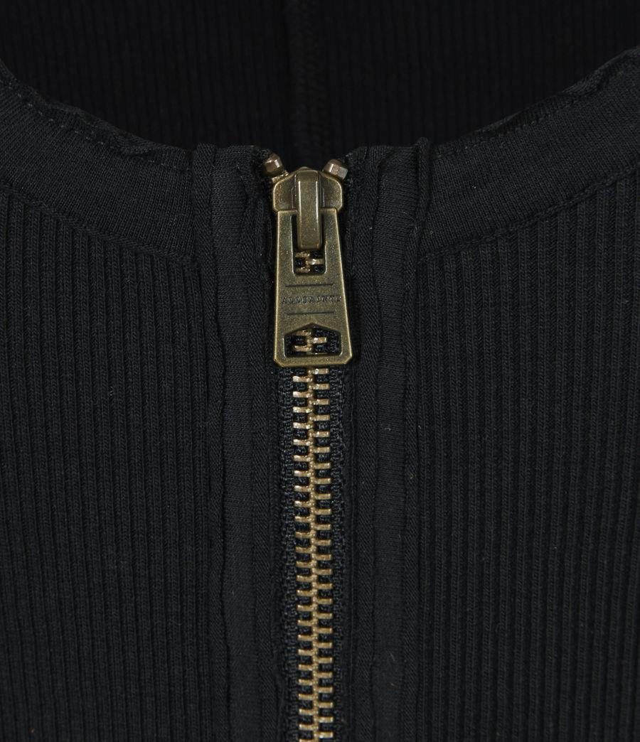 Women's Alicia Dress (black) - Image 6