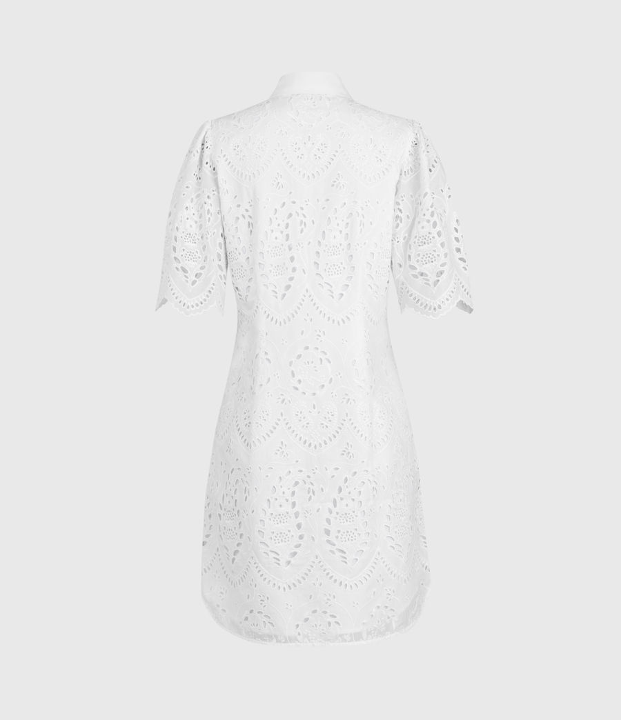 Womens Cecee Dress (chalk_white) - Image 2