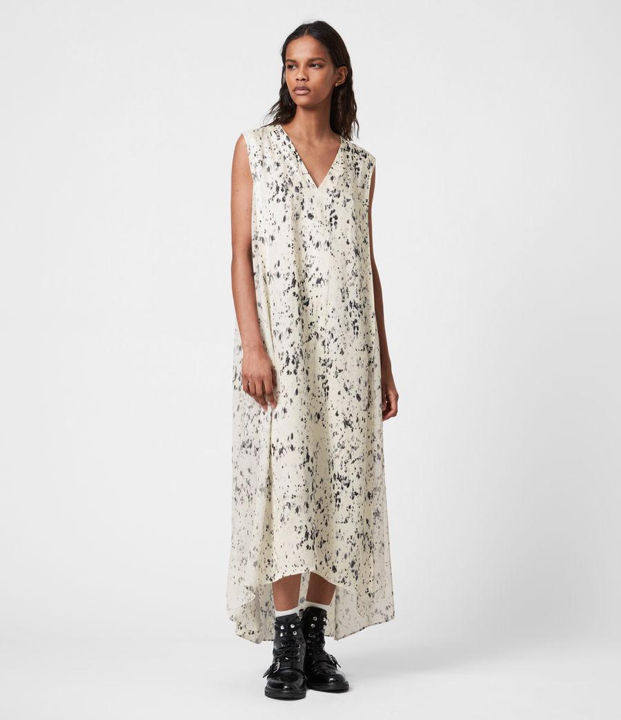 Womens Karian Yermo Dress (ecru_white) - Image 1