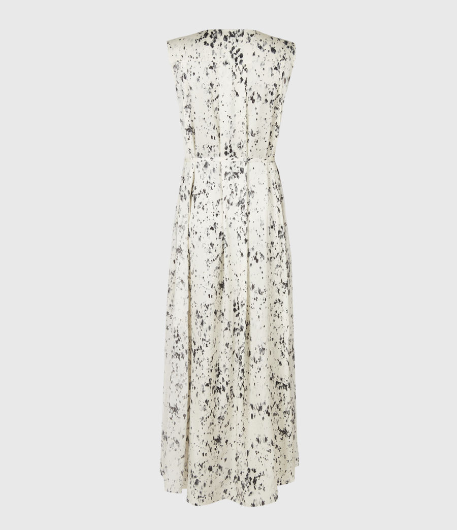Womens Karian Yermo Dress (ecru_white) - Image 3