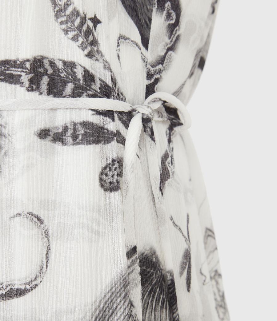 Womens Taya 2-In-1 Somnium Dress (chalk_white) - Image 10
