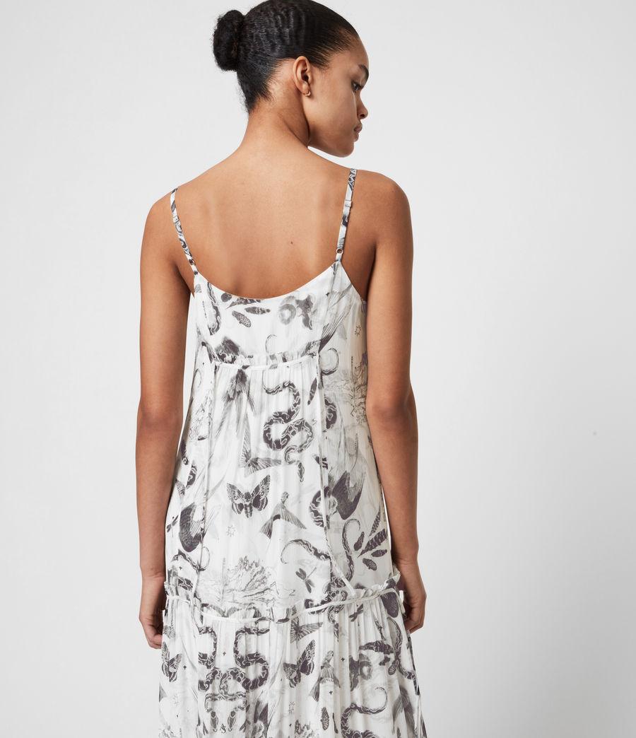 Womens Taya 2-In-1 Somnium Dress (chalk_white) - Image 4