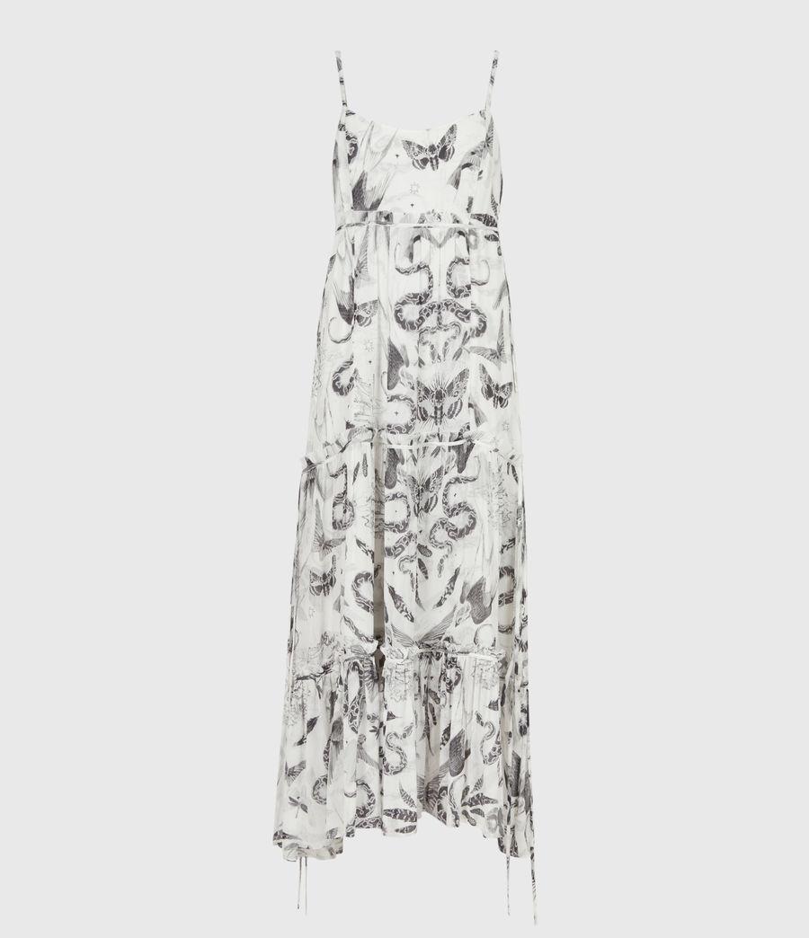 Womens Taya 2-In-1 Somnium Dress (chalk_white) - Image 5
