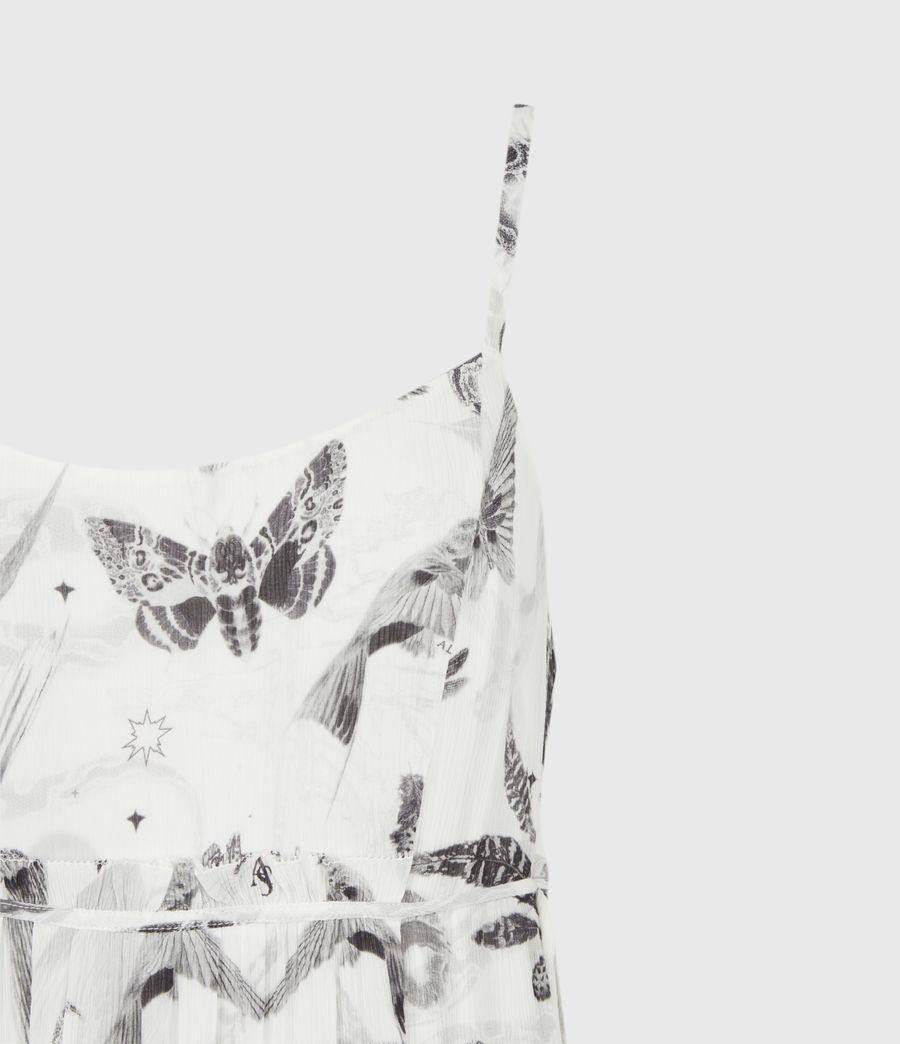 Womens Taya 2-In-1 Somnium Dress (chalk_white) - Image 8