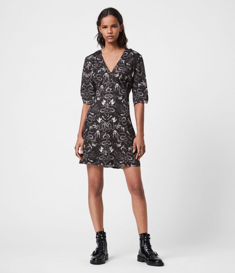 Womens Kota Somnium Dress (black) - Image 1