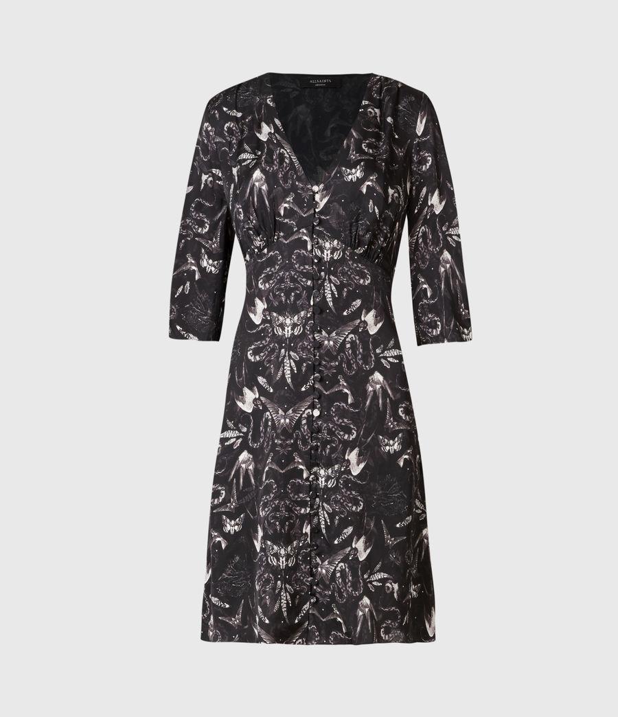 Womens Kota Somnium Dress (black) - Image 2