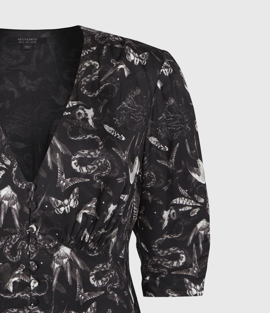 Womens Kota Somnium Dress (black) - Image 5