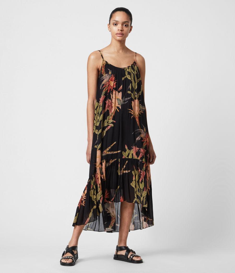 Damen Paola Nolina Dress (black) - Image 1