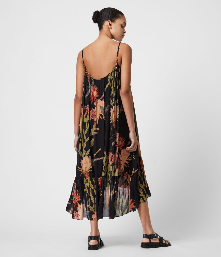 Damen Paola Nolina Dress (black) - Image 4