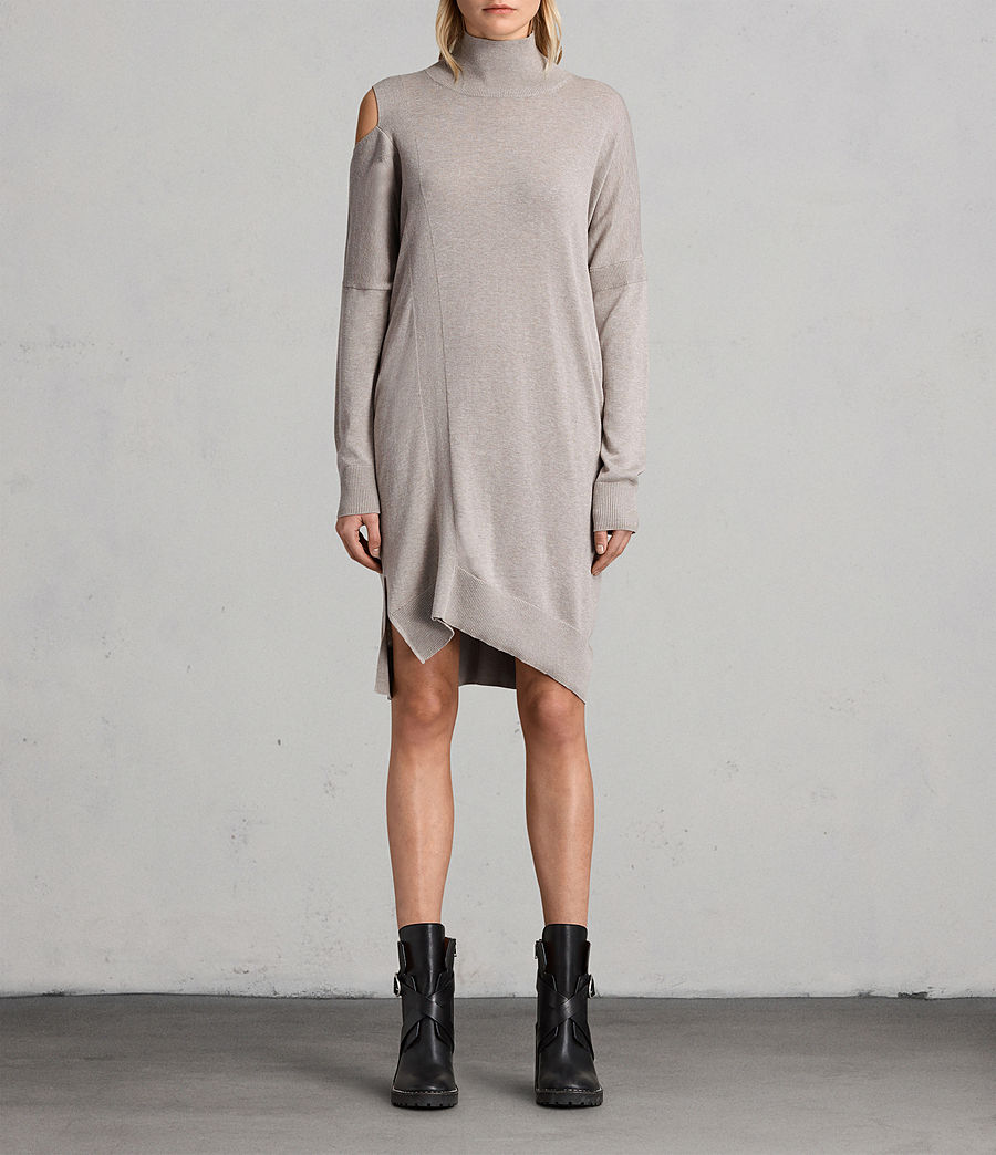 Women's Cecily Dress (sablebrownmarl) - Image 1