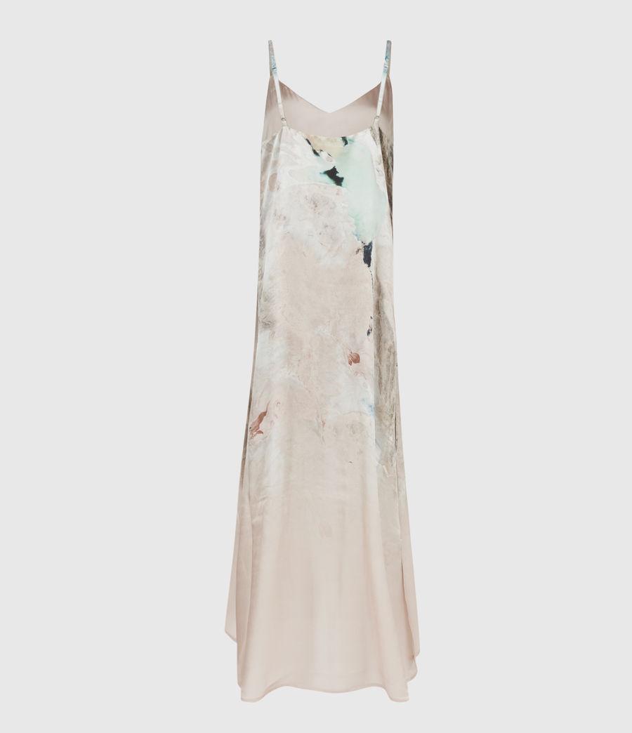 Womens Essey Silk Blend Cassus Dress (plaster_pink) - Image 3