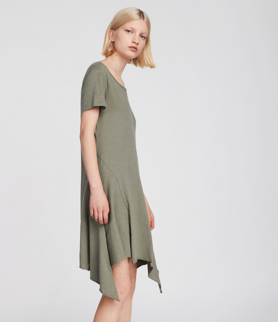 Women's Ella Fifi Tee Dress (anthracite_grey) - Image 2