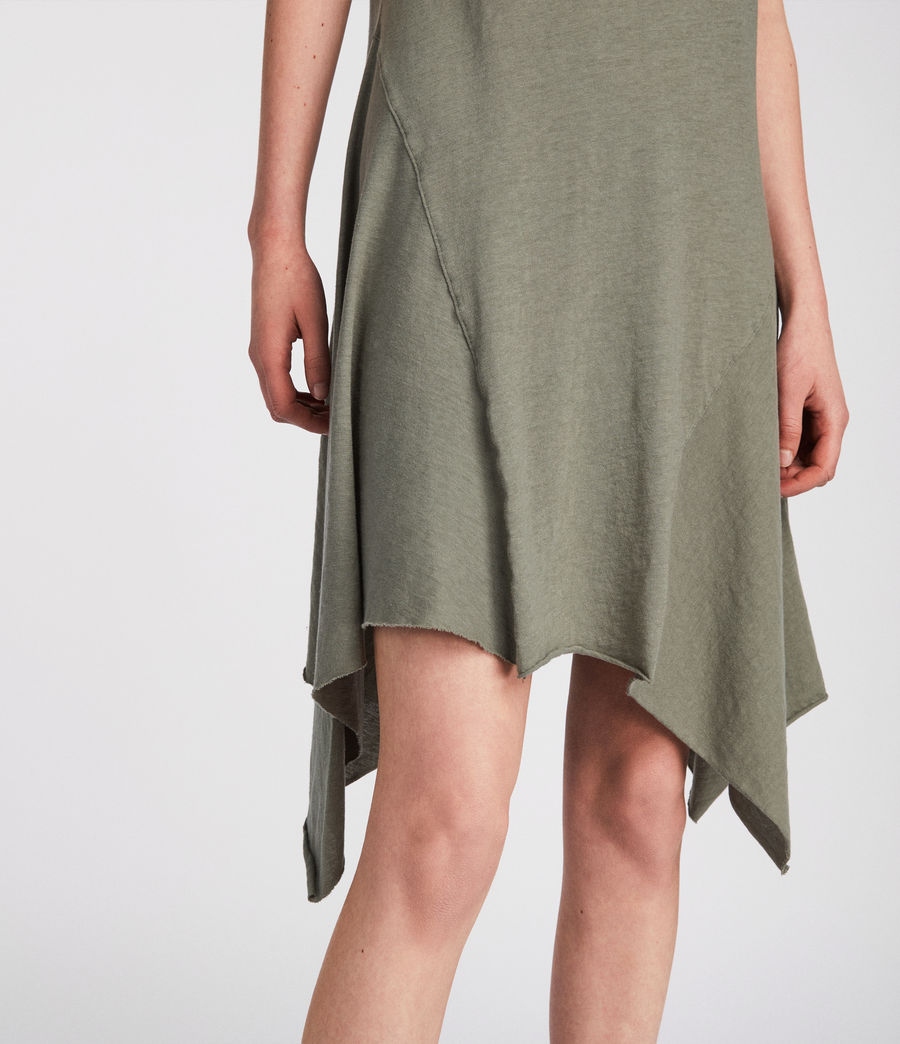 Women's Ella Fifi Tee Dress (anthracite_grey) - Image 4