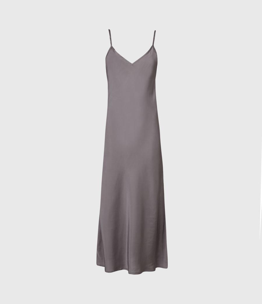 Women's Benno 2-In-1 Dress (mink_grey) - Image 2
