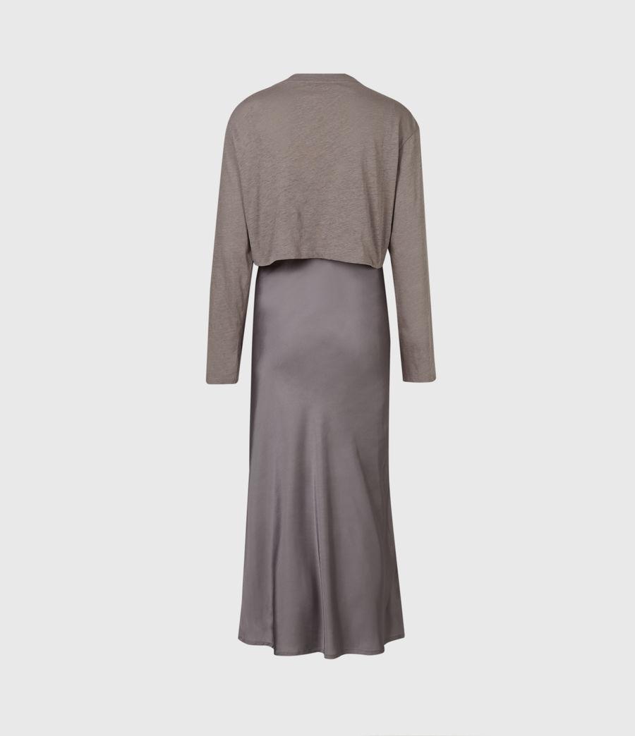 Women's Benno 2-In-1 Dress (mink_grey) - Image 3