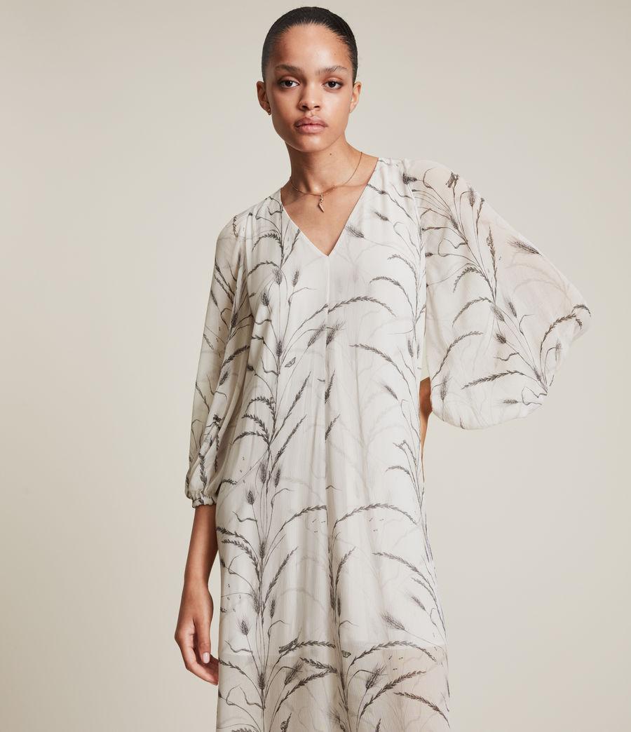 Women's Joelle Lowestoft Dress (ecru_white) - Image 2