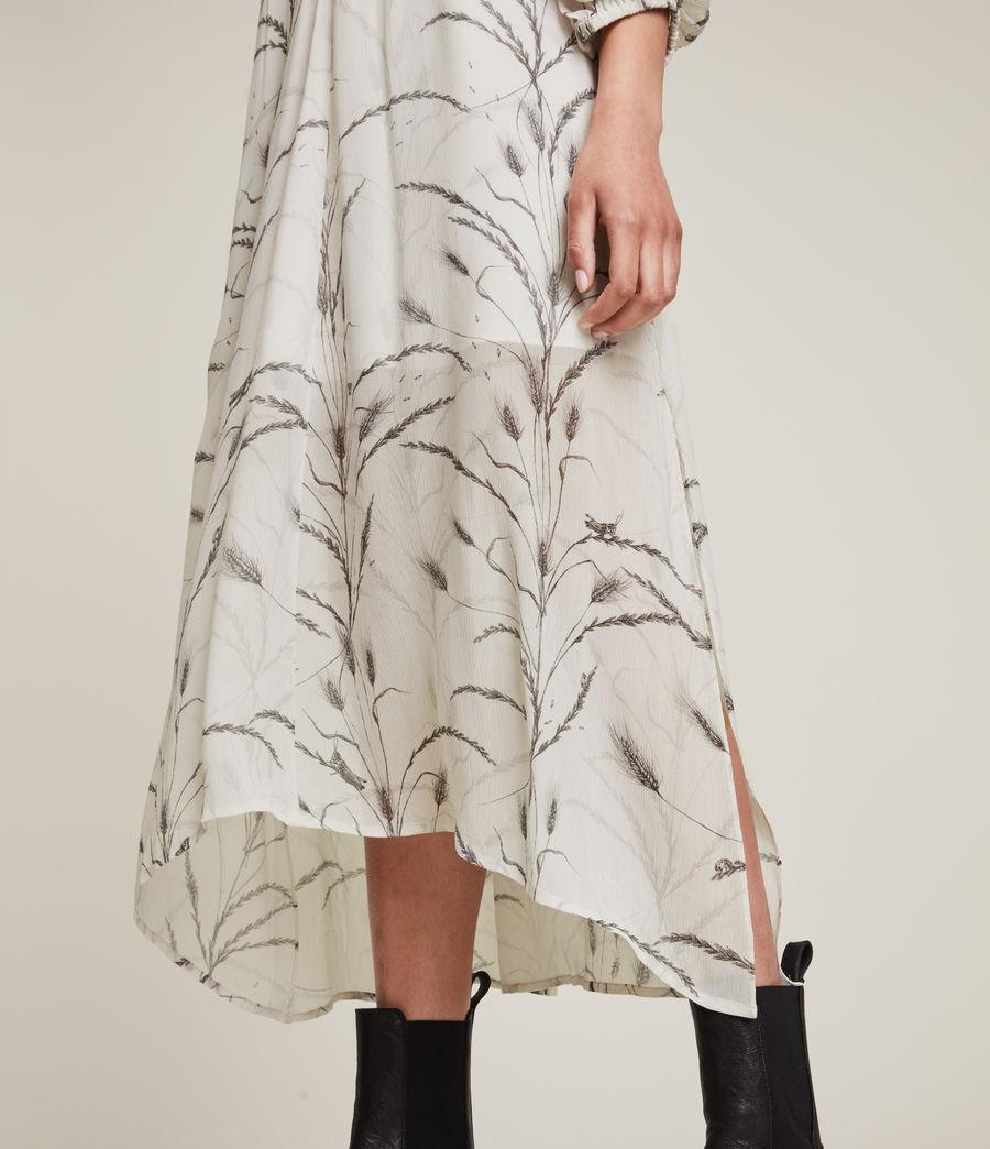 Women's Joelle Lowestoft Dress (ecru_white) - Image 4