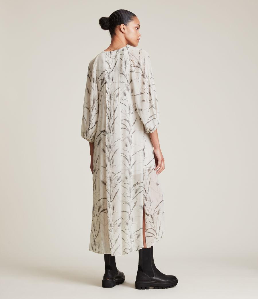 Women's Joelle Lowestoft Dress (ecru_white) - Image 5