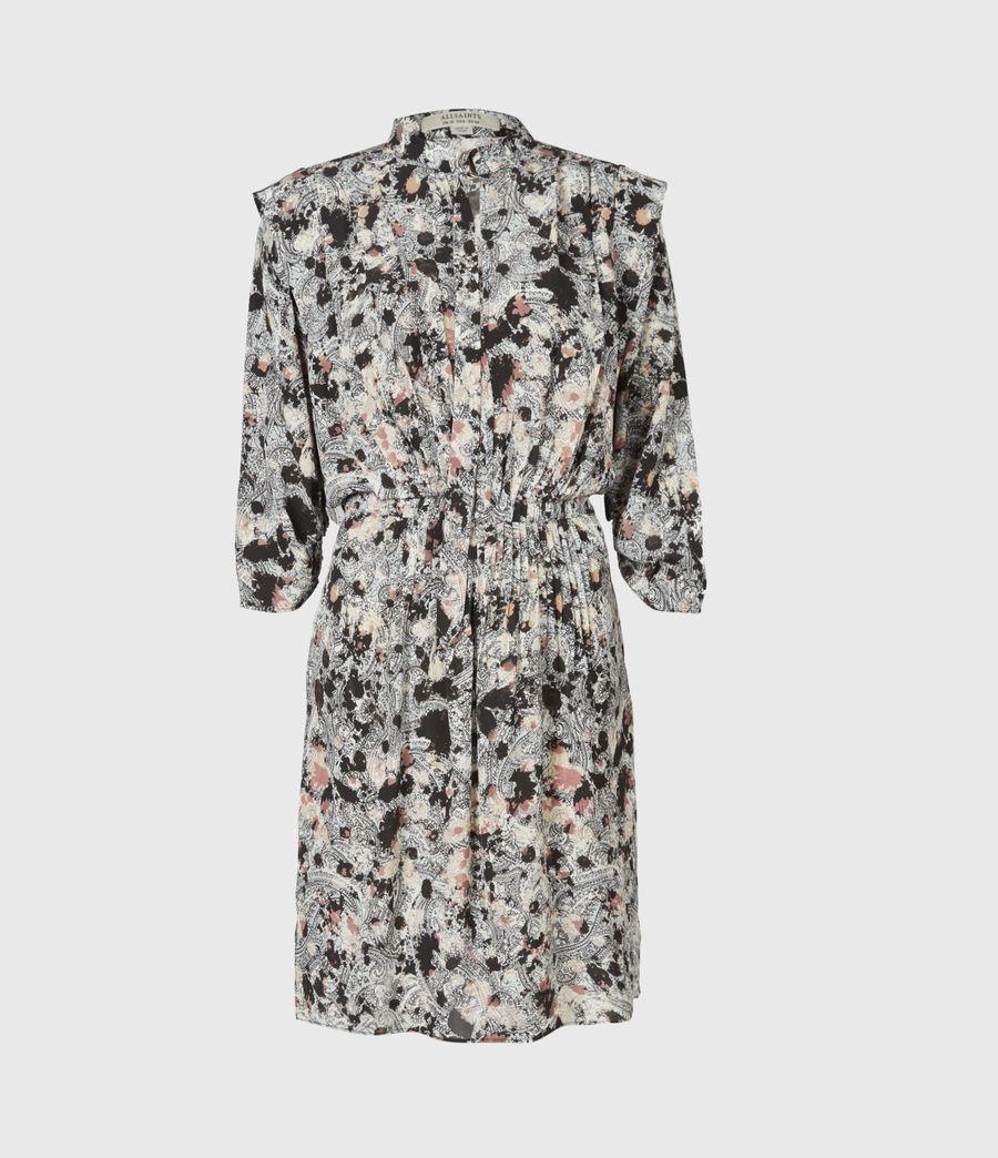 Womens Senna Paisa Dress (chalk_white) - Image 2