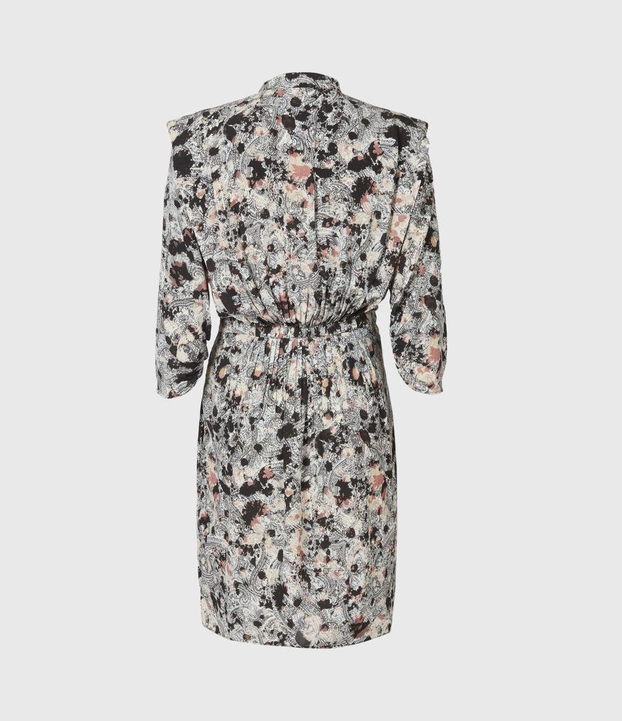 Womens Senna Paisa Dress (chalk_white) - Image 3