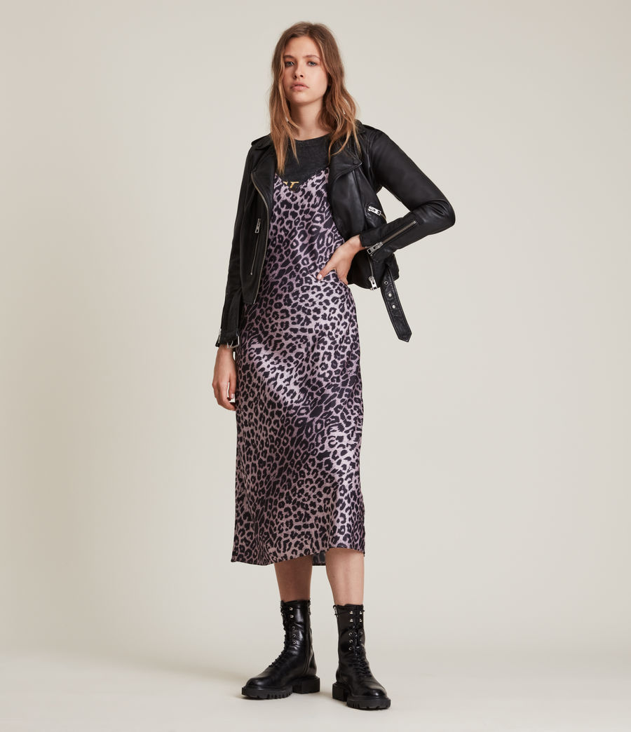 Women's Tierny Leppo Slip Dress (soft_pink) - Image 1