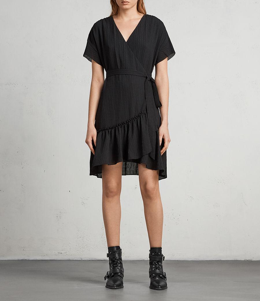 Mujer Vestido Rene (black) - Image 1