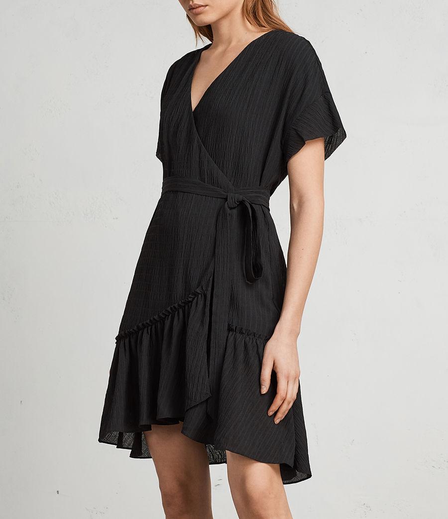 Mujer Vestido Rene (black) - Image 2