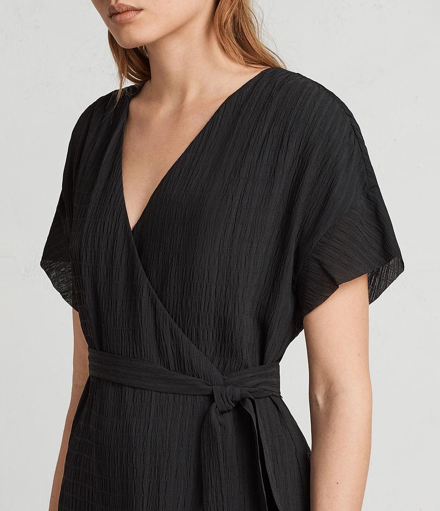 Mujer Vestido Rene (black) - Image 3