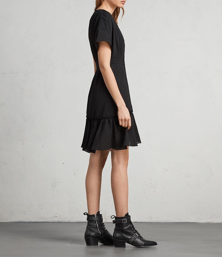 Mujer Vestido Rene (black) - Image 5