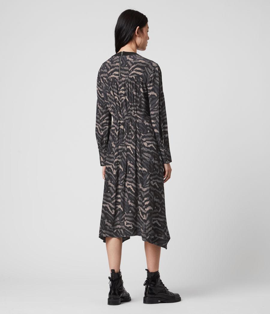 Mujer Vestido Midi Fayre Remix (grey) - Image 5