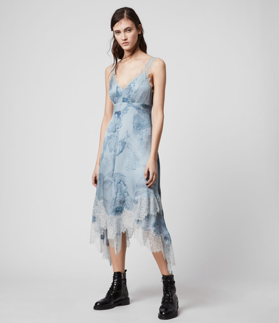 Womens Skylar Hatsukoi Dress (powder_blue) - Image 3