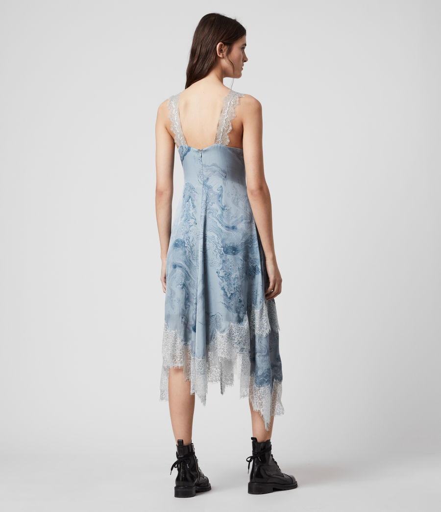 Womens Skylar Hatsukoi Dress (powder_blue) - Image 4