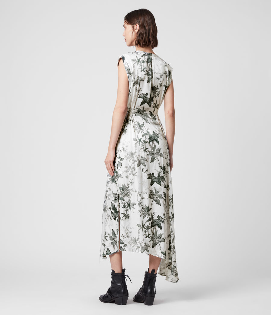 Women's Tate Evolution Dress (chalk_white) - Image 4