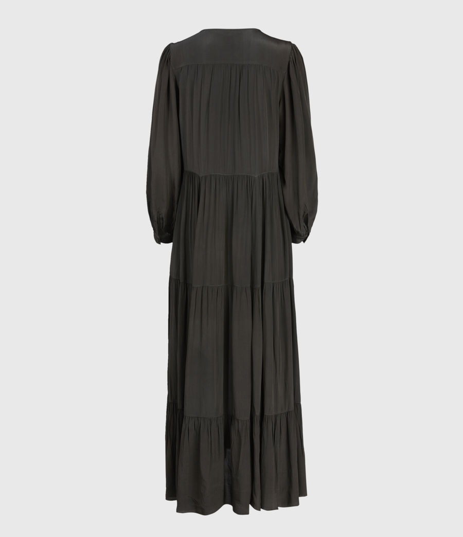 Women's Lea Maxi Dress (slate_grey) - Image 2